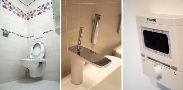 Rekonstrukce koupelen a bytových jader